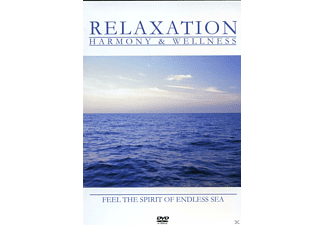 - Relaxation - Harmony & Wellness - Feel the Spirit of Endless Sea [DVD]