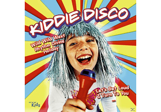 VARIOUS - Kinder Disco [CD]