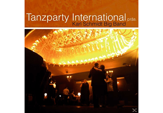 Karl Big B Schmidt - Tanzparty International Präs. [CD]