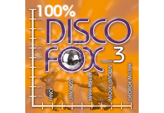 VARIOUS - Disco Fox 100  Vol. 3 [CD]