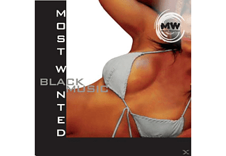 VARIOUS - Black Music [CD]