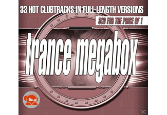 VARIOUS - Trance Megabox - (CD)