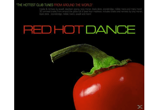 VARIOUS - Red Hot Dance - (CD)