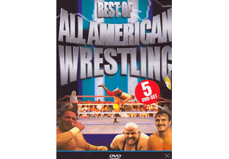 Best of All American Wrestling - (DVD)