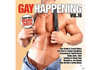 VARIOUS - Gay Happening Vol.16 - (CD)