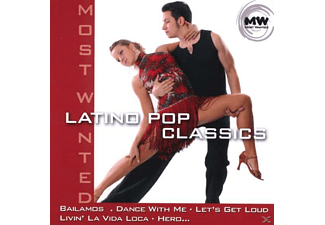 No Information Available - Latino Pop Classics - (CD)