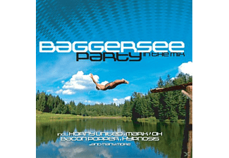 VARIOUS - Baggersee Party [CD]
