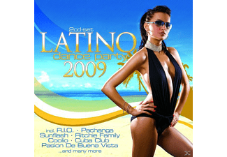 VARIOUS - Latino Dance Party 2009 - (CD)