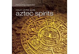 VARIOUS - Return Of The Gods-Aztek Spirits - (CD)