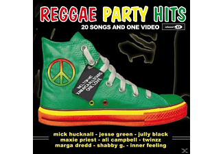 VARIOUS - Reggae Party Hits [CD]