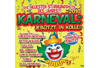 VARIOUS - Karneval-Jebützt In Kölle - (CD)
