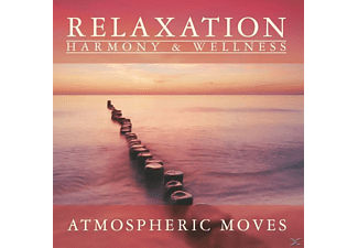VARIOUS - Atmospheric Moves - (CD)
