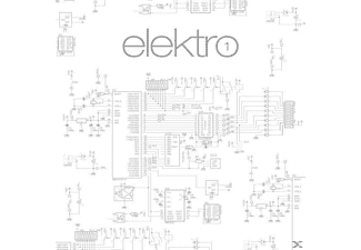 VARIOUS - Elektro Vol.1 - (CD)