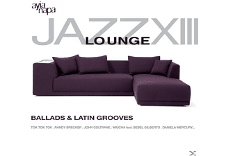 VARIOUS - Jazz Lounge Vol.13-Ballads & Latin Grooves - (CD)