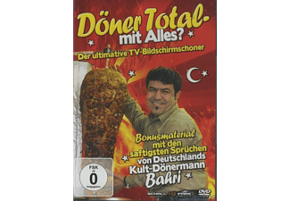 Döner Total - mit alles? - Der ultimative TV-Bildschirmschoner - (DVD)