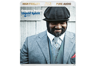 Gregory Porter - Liquid Spirit [Blu-ray Audio]