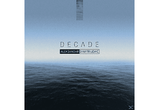 Aleksandar Dimitrijevic - Decade - (CD)