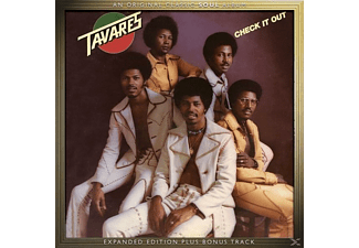 Tavares - Check It Out - (CD)