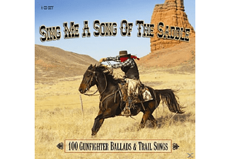 VARIOUS - Sing Me A Song Of The Saddle [CD]