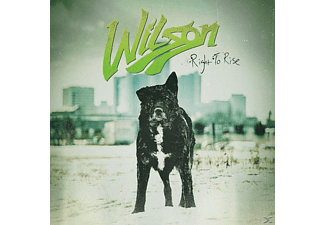 Wilson - Right To Rise - (CD)