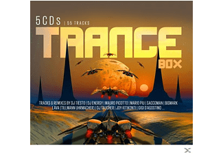 Various - Trance Box - (CD)