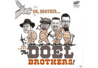 The Doel Brothers - Oh, Brother, It's The Doel Brothers! - (CD)