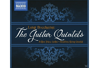 Zoltan/danubius String Quarte Tokos - Gitarrenquintette [CD]