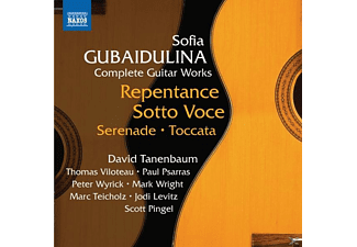 David Tanenbaum;Thomas Viloteau;Paul Psarras;Peter Wyrick;Mark Wright;Marc Teicholz;Jodi Levitz;Scott Pingel - Sämtliche Gitarrenwerke - (CD)