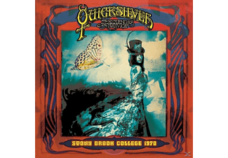 Quicksilver Messenger Service - Stony Brook College, New York 1970 - (CD)