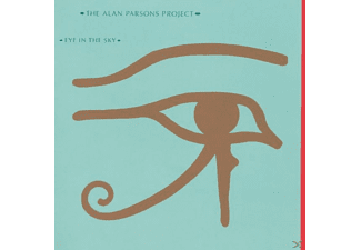 The Alan Parsons Project - EYE IN THE SKY - (CD)