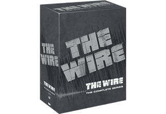 The Wire S1-5 Complete Box Drama Blu-ray