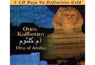 Oum Kalthoum - Diva Of Arabia [CD]