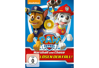 PAW PATROL - V2 MARSHALL AND CHASE ON THE - (DVD)