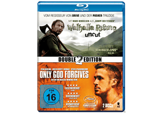 Only God Forgives & Walhalla Rising - (Blu-ray)