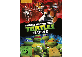 Teenage Mutant Ninja Turtles – Season 2 [DVD]