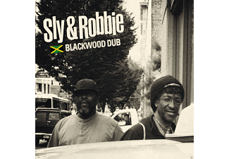 Sly & Robbie - Blackwood Dub - (CD)