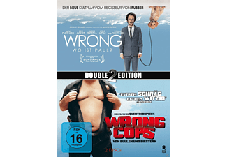 Wrong & Wrong Cops (Double 2 Edition) - (DVD)
