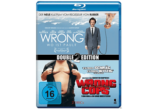 Wrong & Wrong Cops (Double 2 Edition) - (Blu-ray)