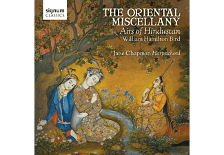 Jane Chapman, VARIOUS - The Oriental Miscellany-Airs Of Hindustan [CD]