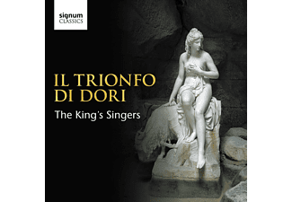 The King's Singers, VARIOUS - Il Trionfo Di Dori-Madrigale [CD]