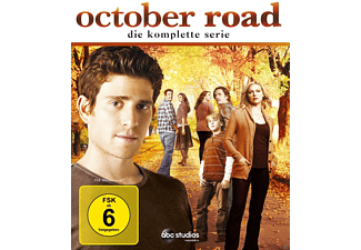 October Road - Die komplette Serie - (Blu-ray)