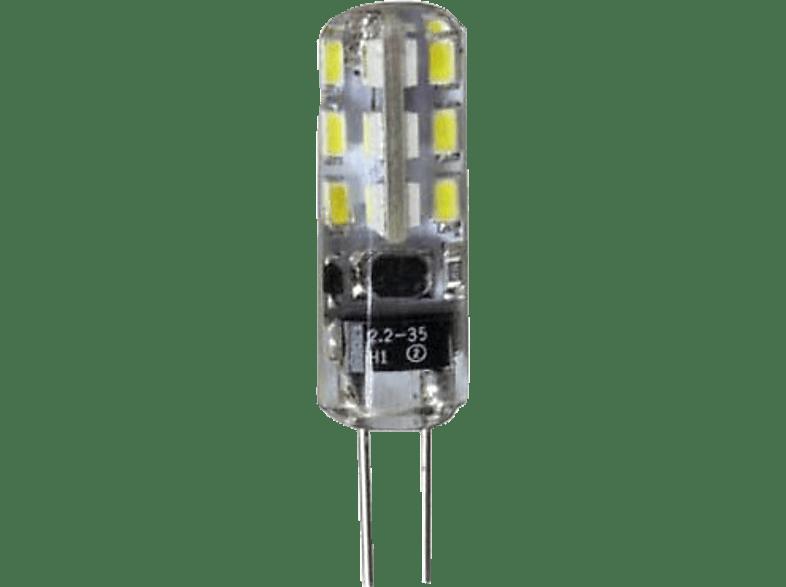 EUROLAMP Λάμπα LED SMD G4 1,5W 6500K ΣΙΛΙΚΟΝΗΣ 12V AC/DC - (147-84608) είδη σπιτιού   μικροσυσκευές φωτισμός λάμπες led αξεσουάρ φωτισμός led