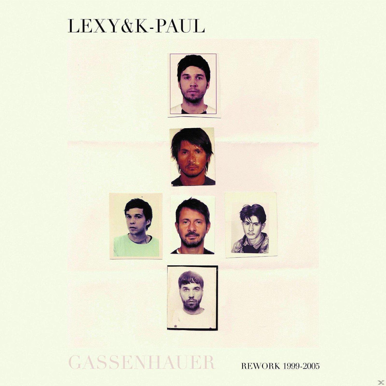 Lexy & K-Paul - Gassenhauer-Rework 1999-2005 - (Vinyl)