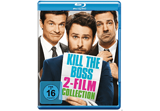 Kill the Boss & Kill the Boss 2 [Blu-ray]