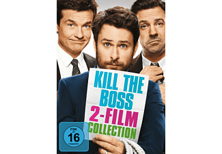 Kill the Boss & Kill the Boss 2 [DVD]