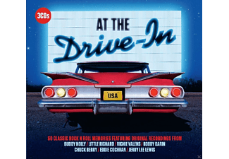VARIOUS - At The Drive In - (CD)