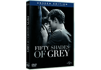 50 Shades of Grey - Unseen Edition Drama DVD