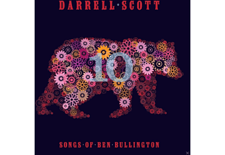 Darrell Scott - Ten Songs Of Ben Bullington [CD]