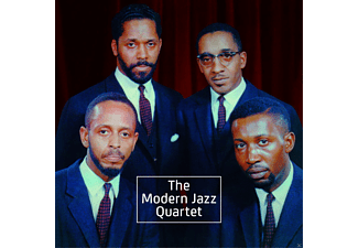 The Modern Jazz Quartet - The Modern Jazz Quartet - (CD)