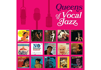 VARIOUS - Queens Of Vocal Jazz - (CD)